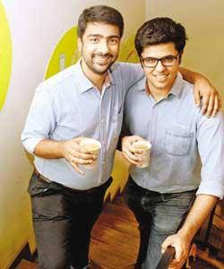 Nitin Saluja & Raghav Verma